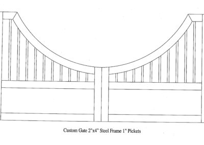 Gate Drawings-1