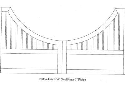 Gate Drawings-1