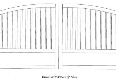 Gate Drawings-4