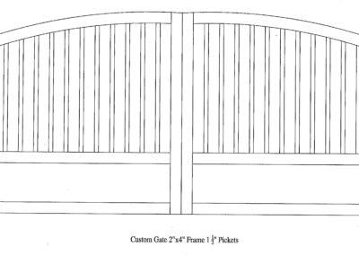 Gate Drawings-4
